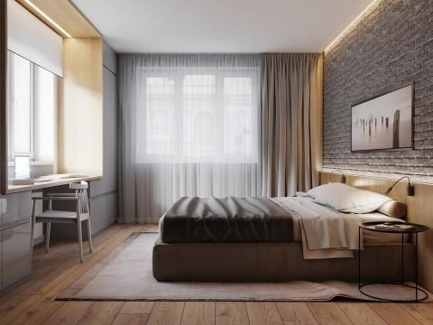 Квартира на Мельникова